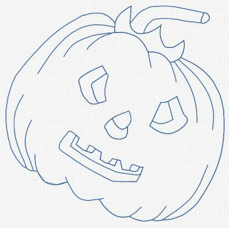 Pumpkin - Traced